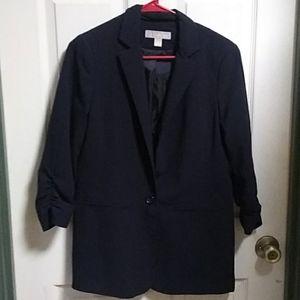 Michael Kors navy blue blazer